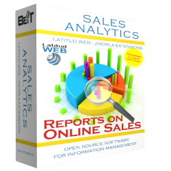 Download the Joomla! Sales Analytics Reporting System (SALES ANALYTICS)
